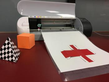 Silhouette Printer and Cutter