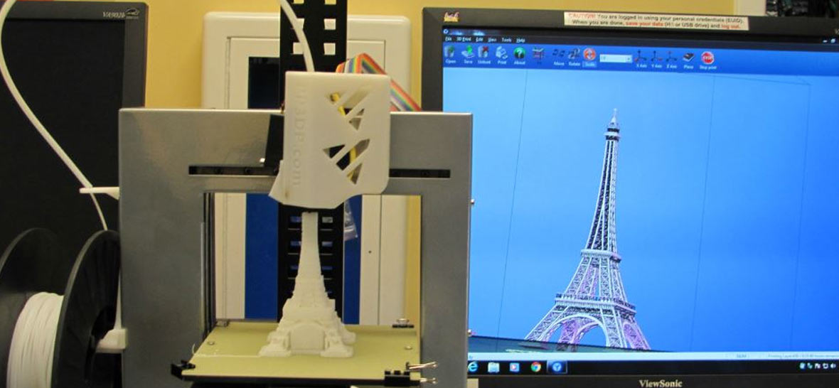 Fab Lab: Eiffel Tower