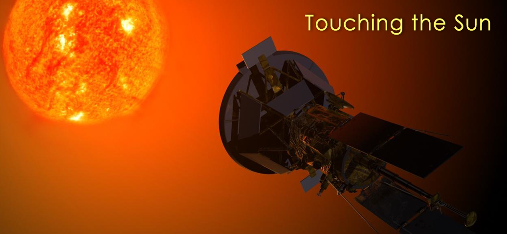NASA's Parker Probe to Explore the Sun's Atmosphere in 2018
