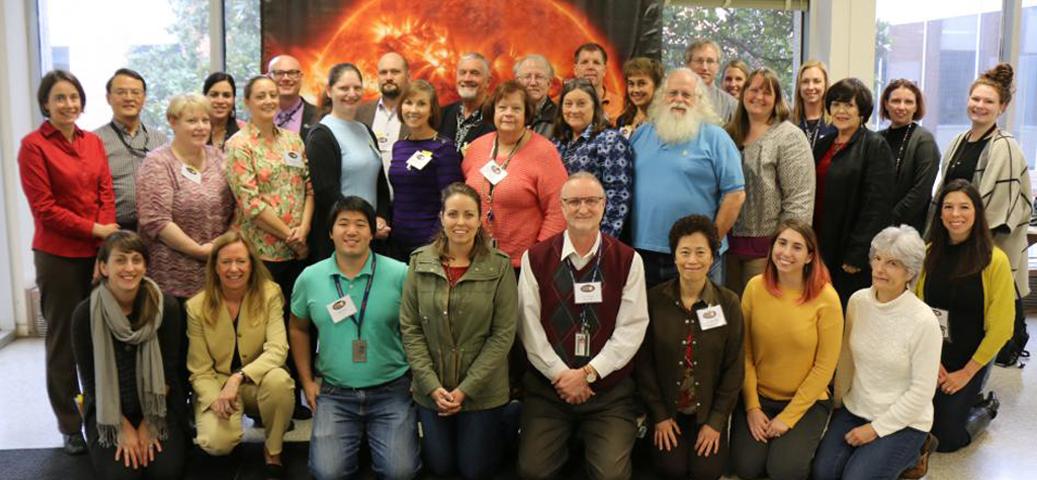 NASA Space Science Education Consortium (NSSEC) Science Activation Team